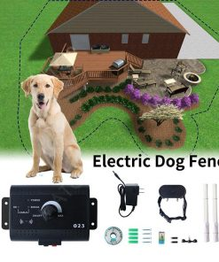 Wireless Invisible Dog Containment Fence High Ticket GlamorousDogs