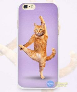 Yoga Pets IPhone Cases Stunning Pets 04 for iPhone 8